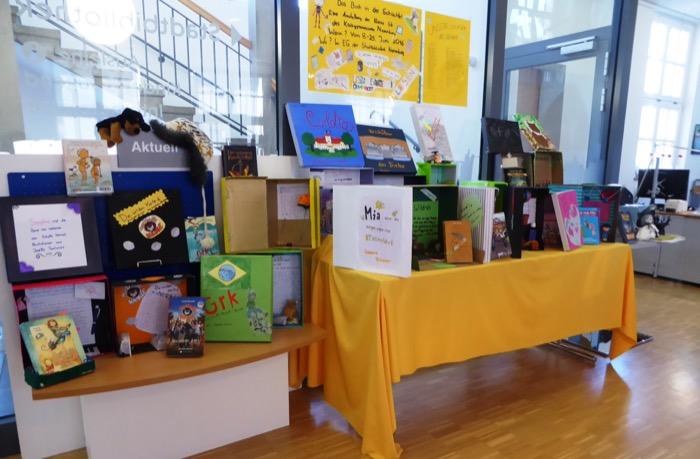 Ausstellung Lieblingsbücher