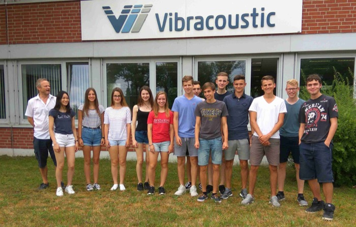 Besuch Vibracoustic
