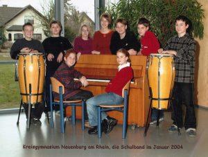 KGN Schulband 2004