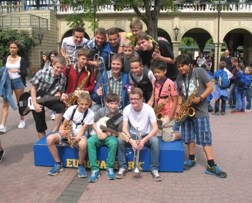 KGN Big Band im Europapark