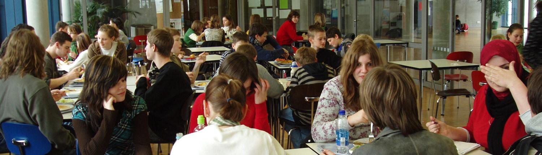 Cafeteria am KGN