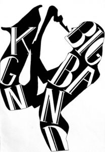 KGN Big Band Logo