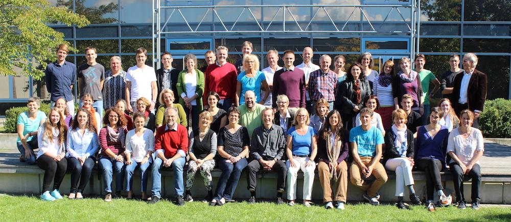 Kollegium des Kreisgymnasium Neuenburg