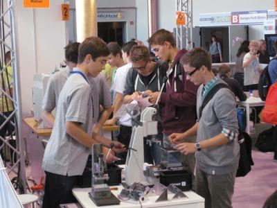 Eindrücke aus der Schüler-Ingenieur-Akademie