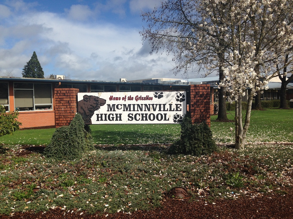 McMinnville High School