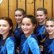 Turnen Jugend trainiert für Olympia
