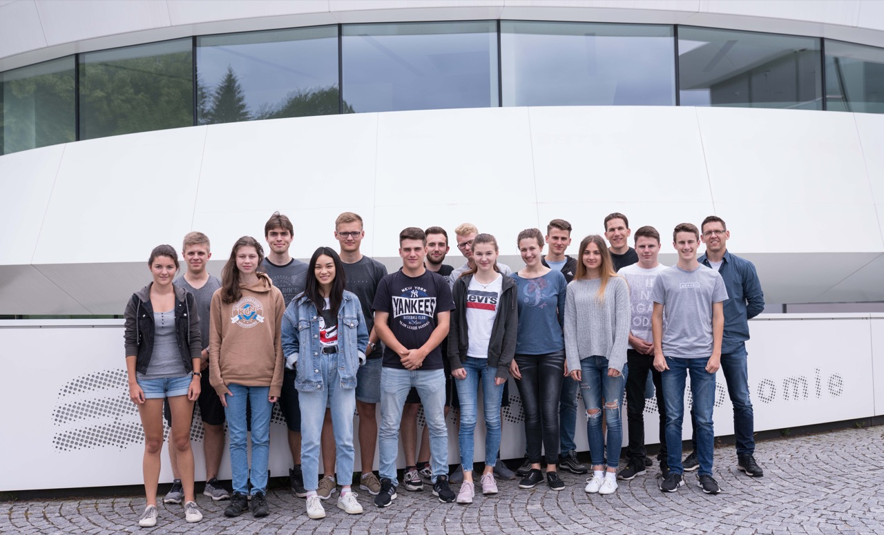 Exkursion Heidelberg Astronomie 2018