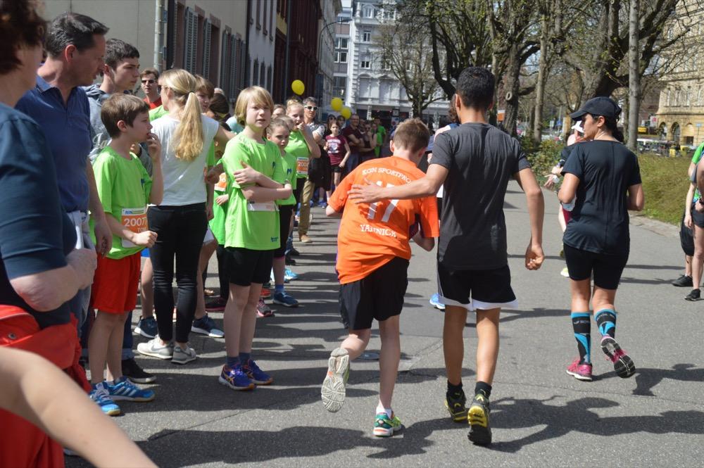 Freiburg Marathon 2018