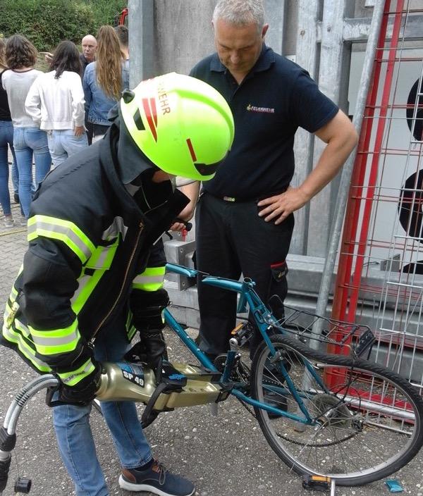 SEVO Feuerwehr