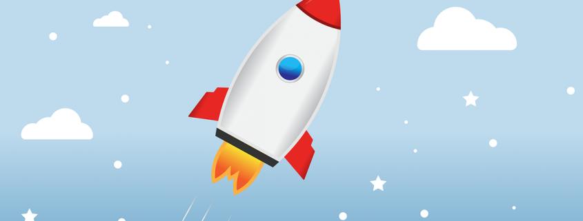 Symbolbild Rakete