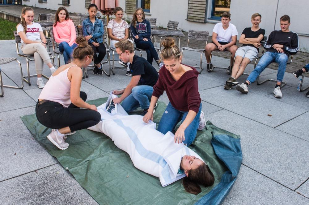 SEVO Outdoor Erste Hilfe