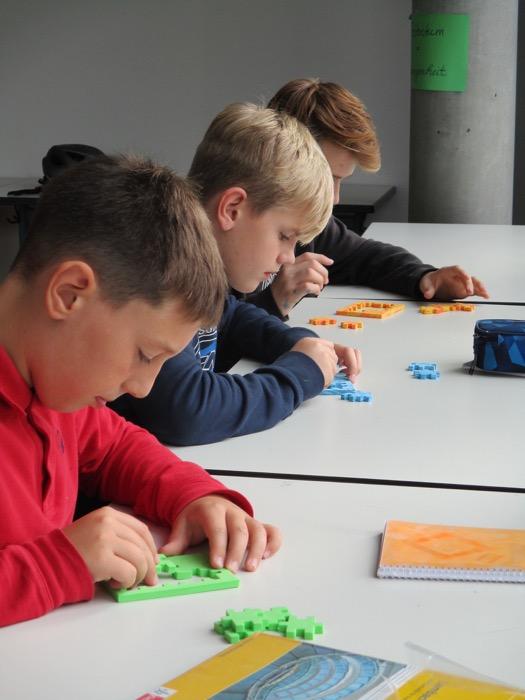 Ganztagesbetreuung Kreisgymnasium Neuenburg
